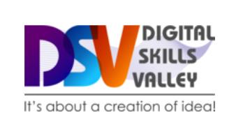 digital marketing courses in dewas - digital skill valley logo