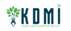 digital marketing courses in dum dum - KDMI logo