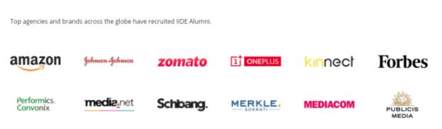 digital marketing courses in durgapur - IIDE alumni