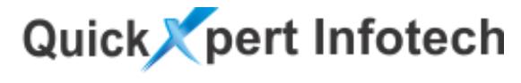 digital marketing courses in eluru - quickxpert infotech logo