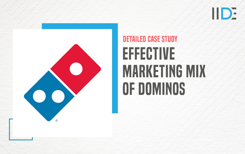 Marketing Mix of Dominos - featured image   IIDE