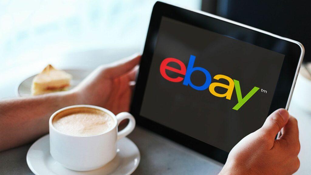 eBay on Tablet | Business model of eBay | IIDE