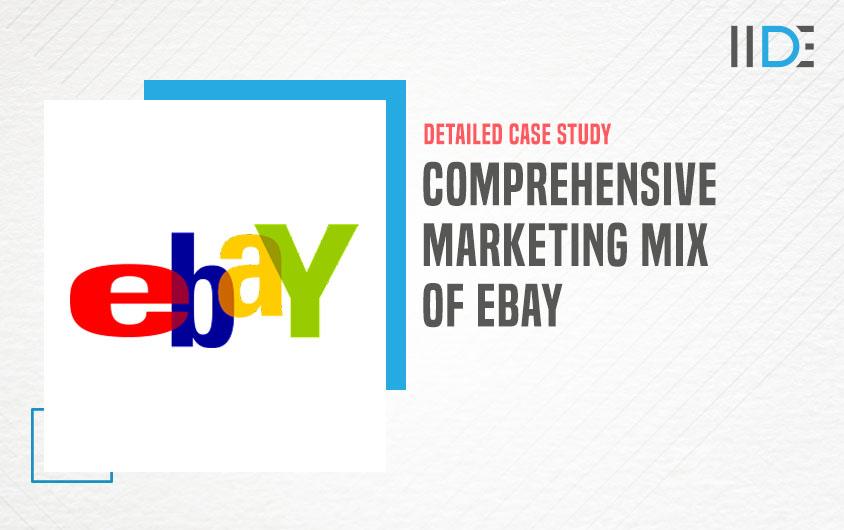 Marketing Mix of eBay - featured image | IIDE