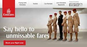 Emirates Promotion Strategy - Marketing Strategy of Emirates Airlines | IIDE