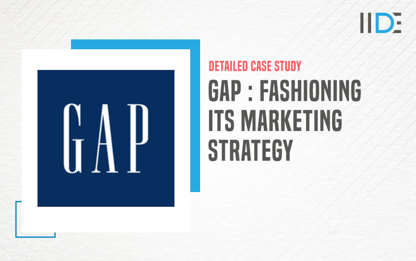 Marketing Strategy of GAP featured image   IIDE