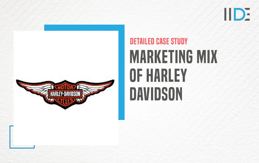 marketing mix of Harley Davidson |IIDE