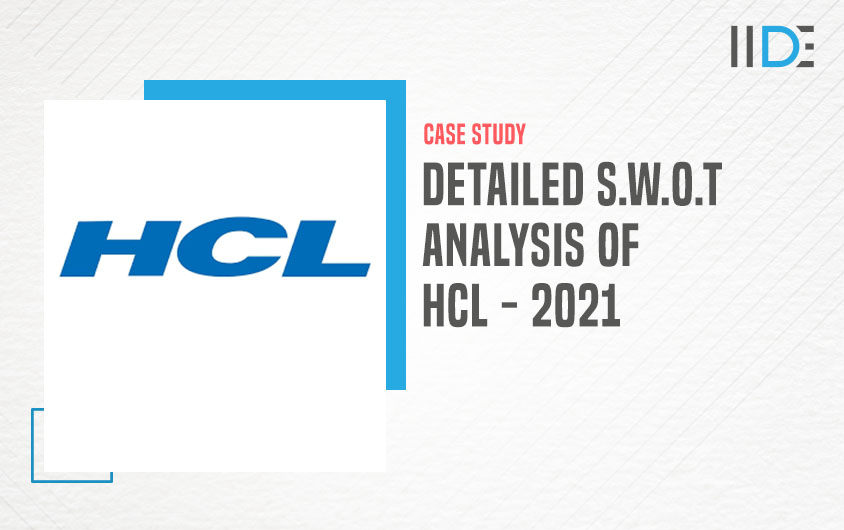 SWOT Analysis of HCL-feature image |IIDE