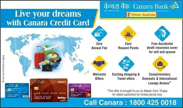 Canara Bank Credit Card Features | SWOT Analysis of Canara Bank | IIDE