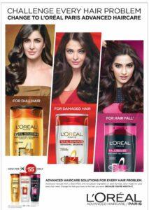 L'Oréal Promotional Campaigns |  Marketing Mix of  L'Oréal  | IIDE