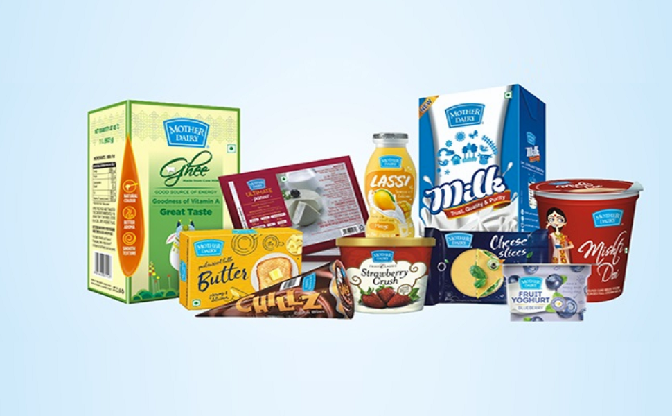 product mix of Mother dairy -Marketing mix of Mother Dairy | IIDE