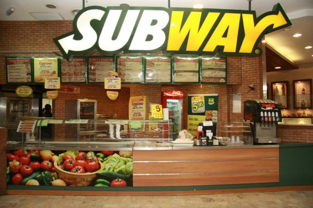 Subway Outlet   Marketing Mix of Subway   IIDE