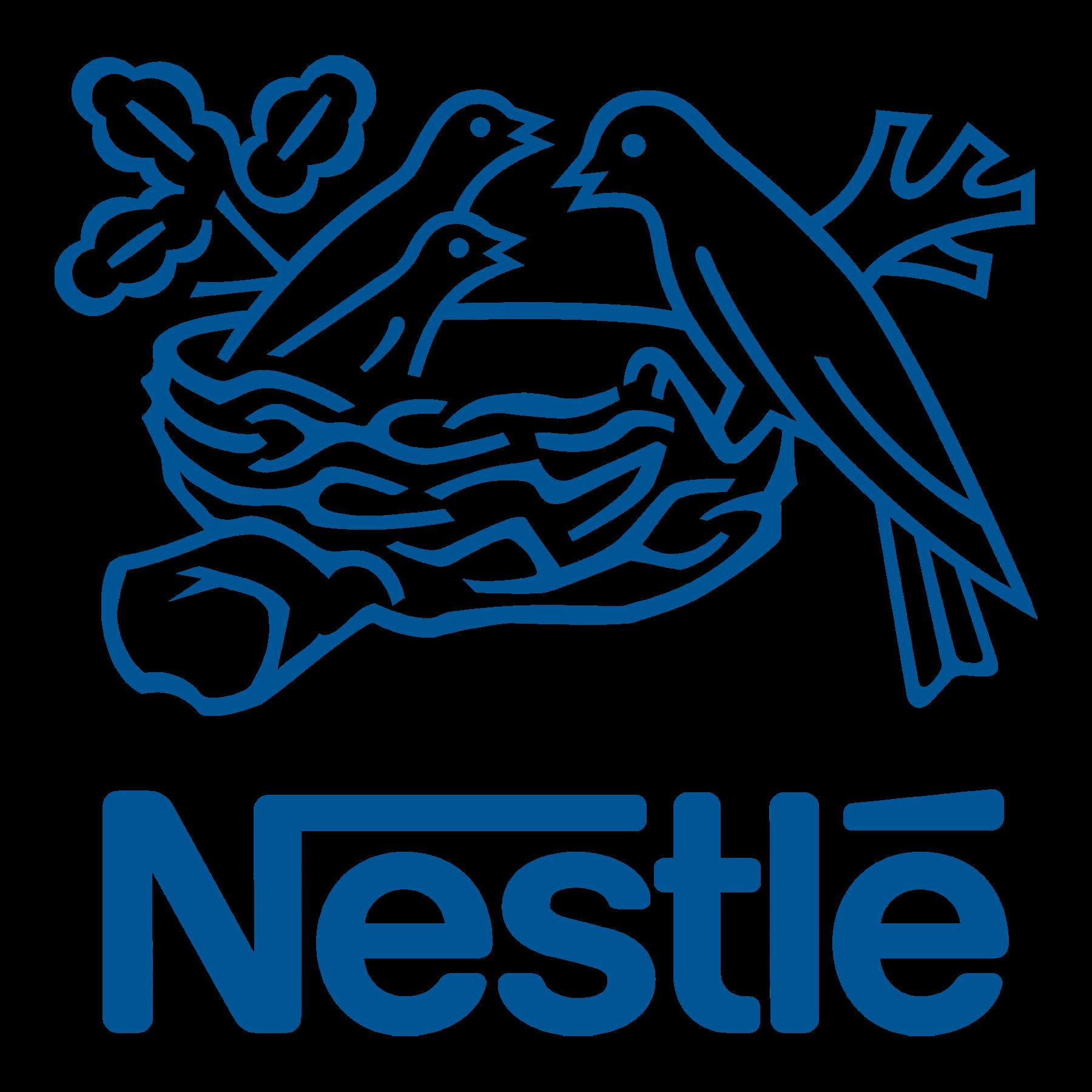 brand logo of Nestle -Marketing mix of Nestle | IIDE