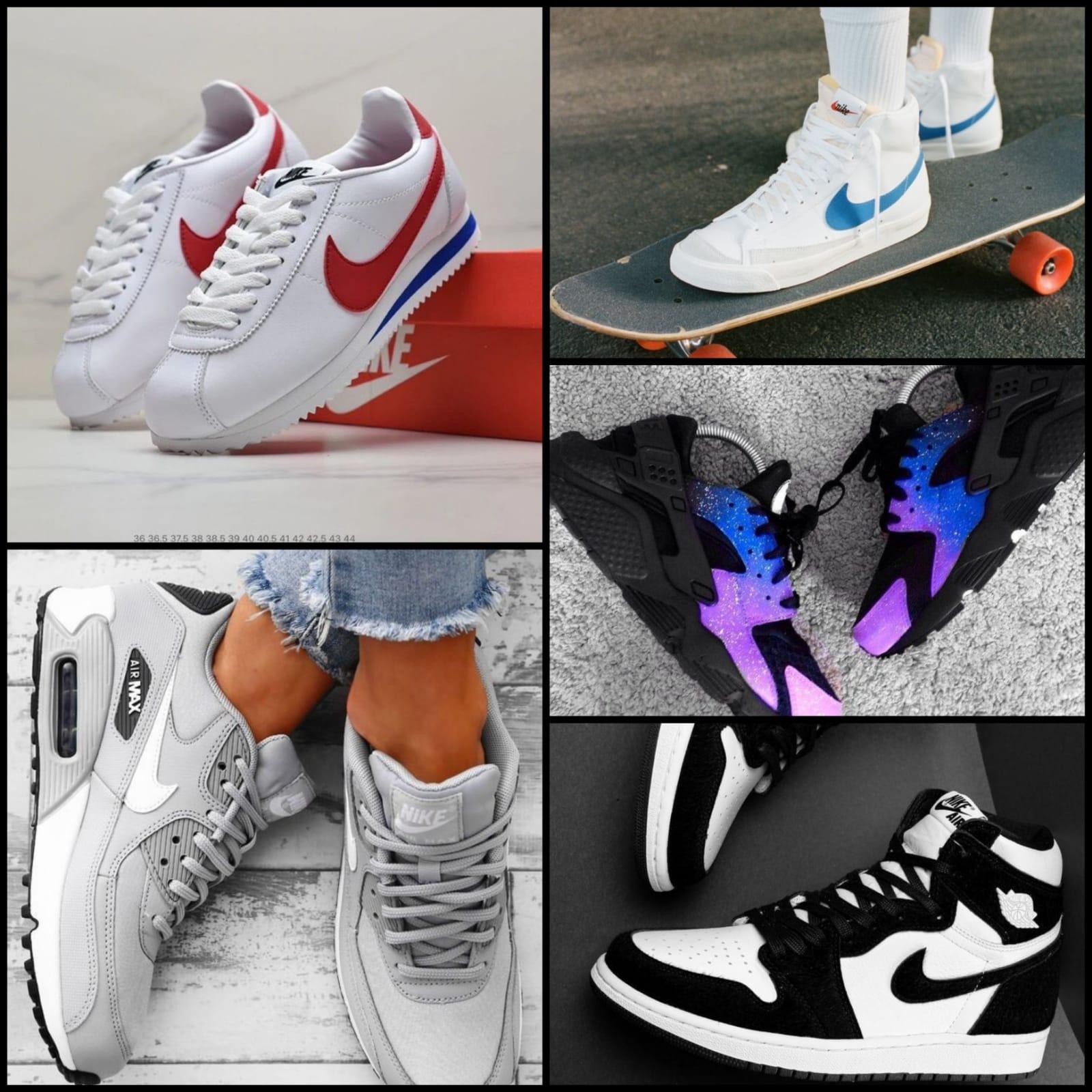 product mix of Nike- marketing mix of Nike  IIDE