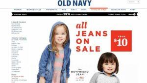 GAP x Old Navy - Marketing Strategy of GAP   IIDE