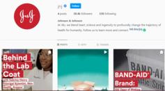 Johnson and Johnson Instagram - Marketing Strategy of Johnson and Johnson | IIDE