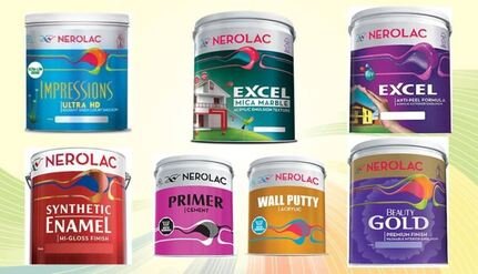 Nerolac Paints Products - Marketing Strategy of Nerolac Paints | IIDE