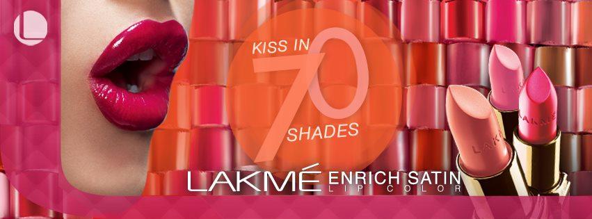 Lakme Campaigns - Marketing Mix of Lakme | IIDE