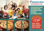 Dominos Promotion Strategy - Marketing Mix of Dominos   IIDE