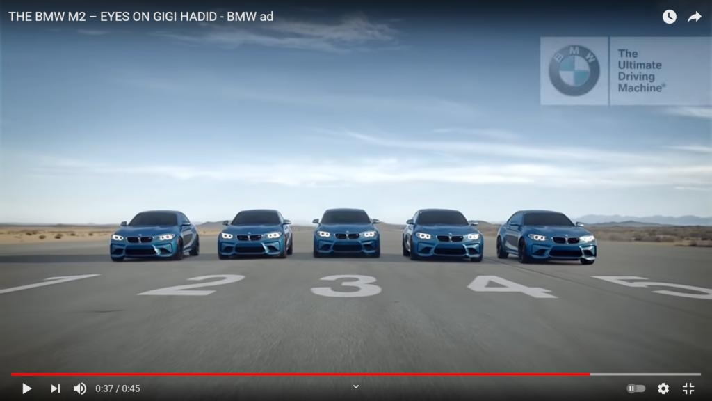 BMW Ads | marketing strategy of BMW