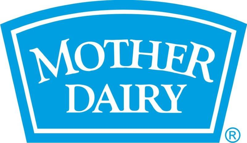 brand logo of Mother dairy-Marketing mix of Mother dairy| IIDE