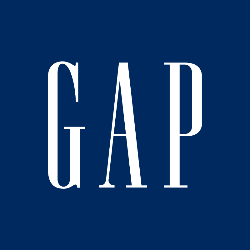 GAP Brand Logo - Marketing Strategy of GAP   IIDE