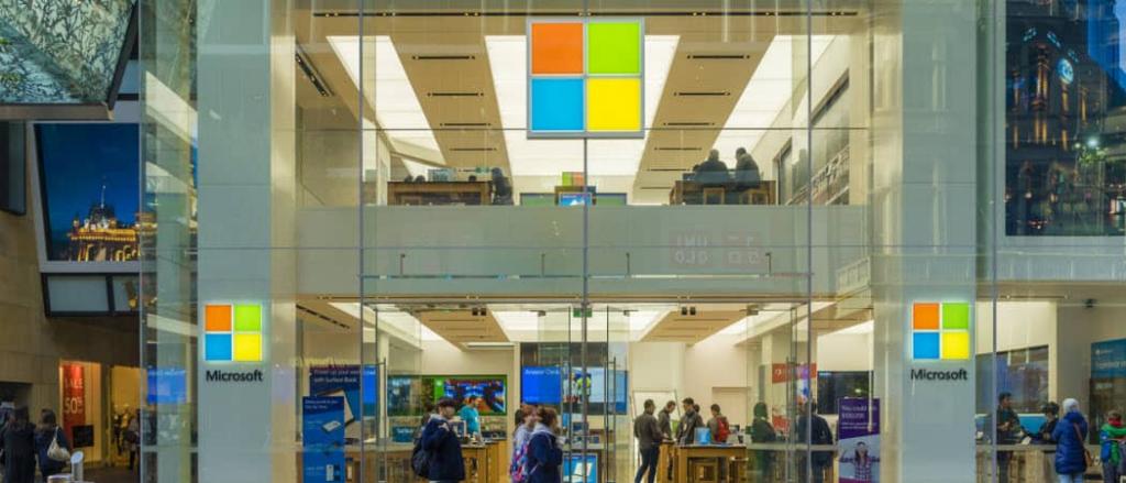 Microsoft Store   Marketing Mix of Microsoft   IIDE
