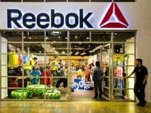 Reebok Showroom   Marketing Mix of Reebok   IIDE