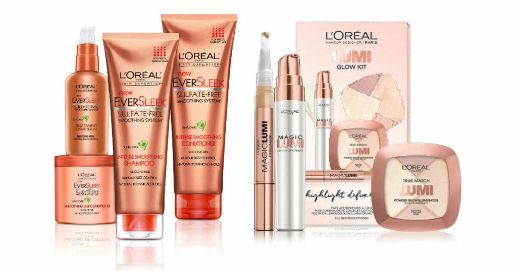 L'Oréal Products | Marketing Mix of  L'Oréal  | IIDE