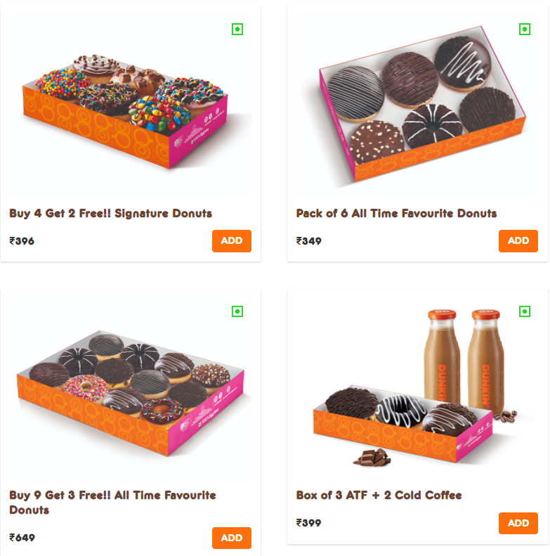 product mix of Dunkin Donuts-marketing strategy of Dunkin Donuts | IIDE