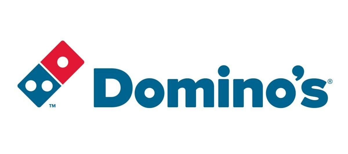 Dominos Brand Logo - Marketing Mix of Dominos   IIDE