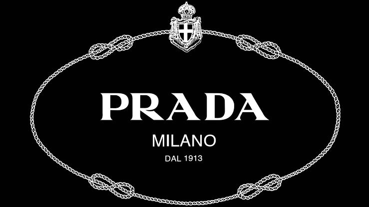 Prada Logo   Marketing Mix of Prada   IIDE