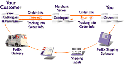 Business Model of FedEx   IIDE