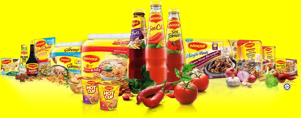 Maggi Products | Marketing Mix of Maggi (4Ps) | IIDE