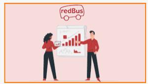 RedBus Illustration - Business Model of RedBus