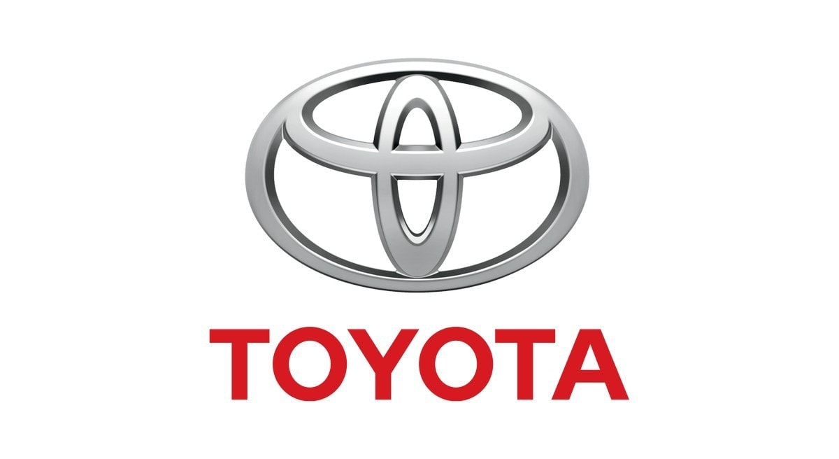 brand logo of Toyota-Marketing mix of Toyota  IIDE