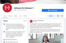 Johnson and Johnson Facebook - Marketing Strategy of Johnson and Johnson | IIDE