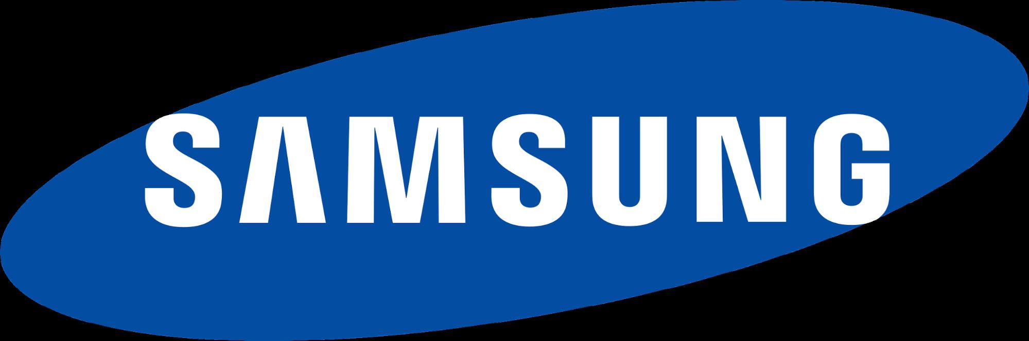 brand logo of Samsung -Marketing strategy of Samsung  IIDE
