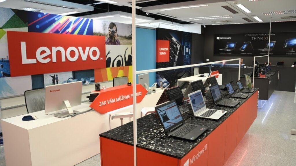 Lenovo Showroom | Marketing Mix of Lenovo | IIDE