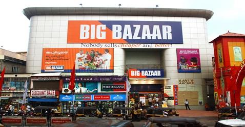 Big Bazaar Supermarket | Marketing Mix of Big Bazaar | IIDE