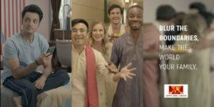 Blur the boundaries Aditya Birla Marketing Campaign | IIDE