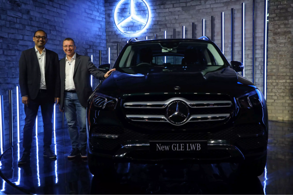 Mercedes Benz GLE LWB | Marketing Mix of Mercedes Benz | IIDE