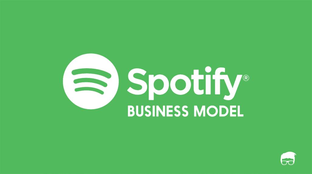 Spotify Logo   Business Model of Spotify   IIDE