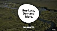 Patagonia Advertising campaigns - Patagonia Marketing Strategy