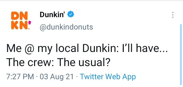 social media marketing of Dunkin Donuts-marketing strategy of Dunkin Donuts | IIDE
