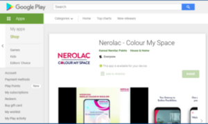 Nerolac Paints Online App - Marketing Strategy of Nerolac Paints | IIDE