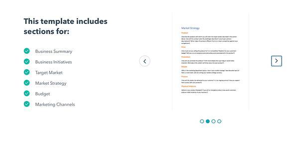 HubSpot Marketing Plan Template - HubSpot Marketing Strategy | IIDE
