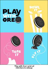 Oreo Content Marketing | Marketing Strategy of Oreo | IIDE