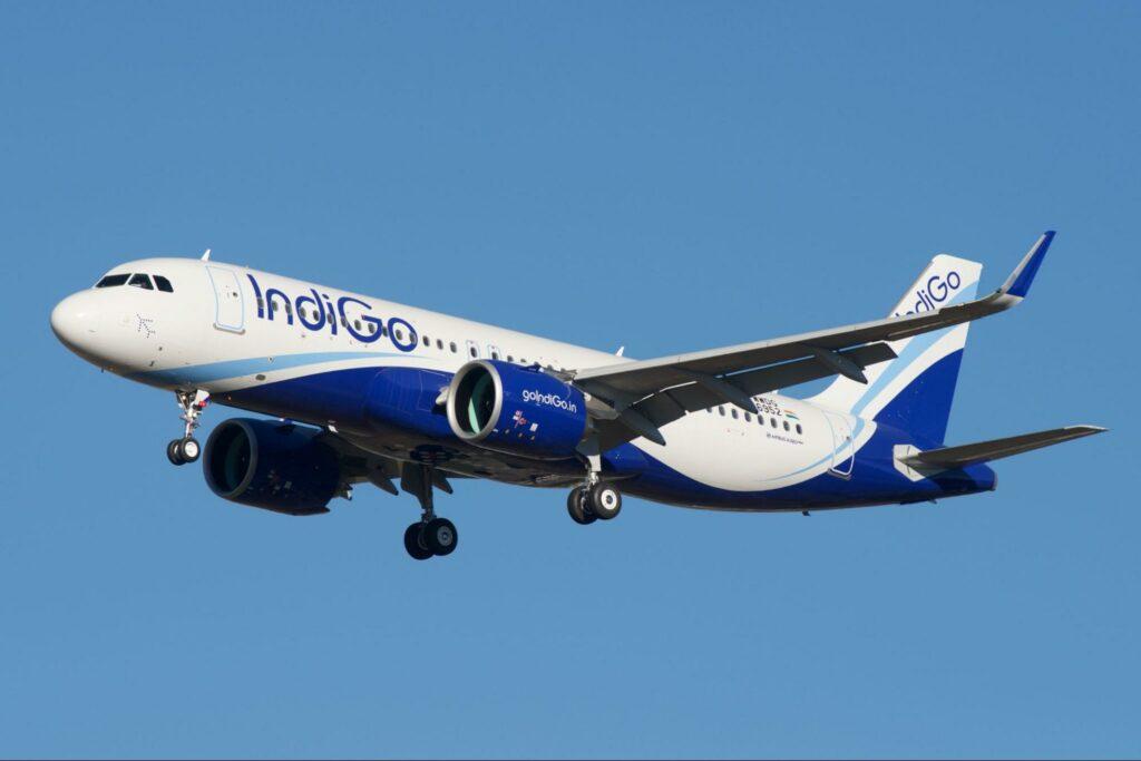 Indigo airlines Plain | Marketing Strategy of Indigo Airlines | IIDE