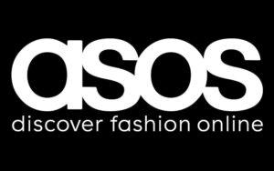 asos brand logo - marketing strategy of asos | IIDE