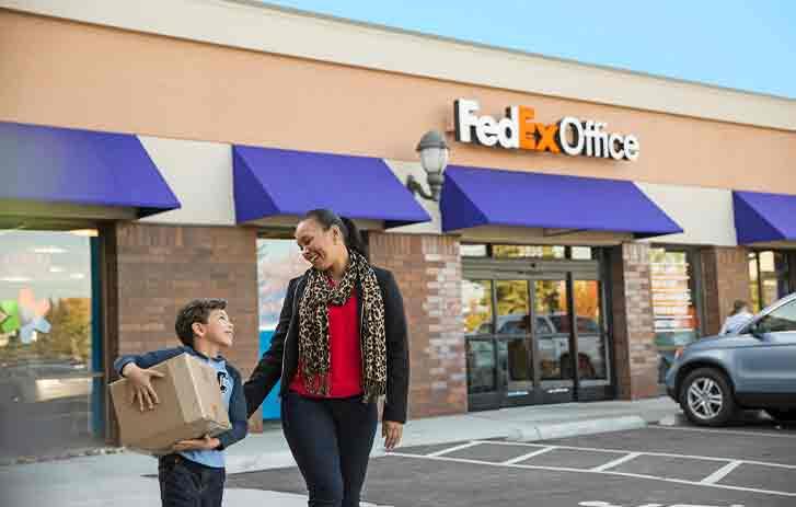 FedEx Office - Marketing Strategy of FedEx | IIDE